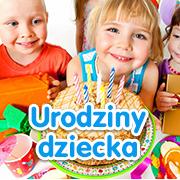 dekoracje urodzinowe dla dzieci