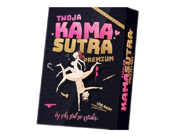 Twoja Kamasutra Premium Karty gra dla par GM7021