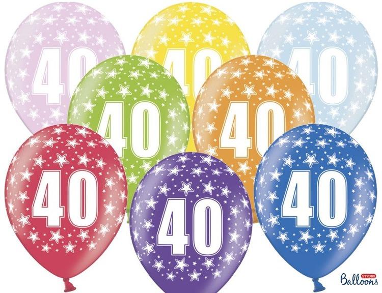 Czego potrzebujesz do udanej imprezy z okazji 40 urodzin? | Kucmar.pl