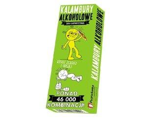 Kalambury alkoholowe karty PR