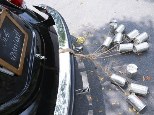Puszki Weselne Dekoracja Samochodu Na Wesele Pws1